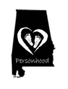 Personhood Alabama Logo